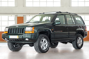 Jeep Grand Cherokee V8 5.9 Limited LX