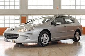 Peugeot 407 SW 1.6 HDi Executive