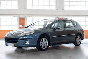 Peugeot 407 SW 1.6 HDi Navteq