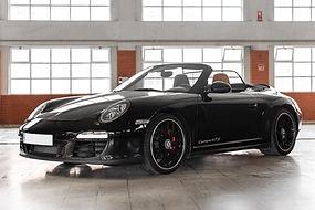 Porsche 911-997 Carrera GTS Cabriolet