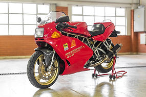 Ducati Supersport 400