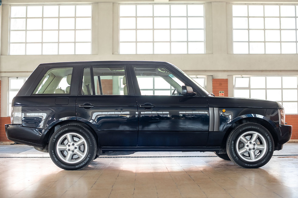 Land Rover Range Rover VOGUE 3.0 Td6 - 0