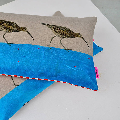 Curlew Cushion