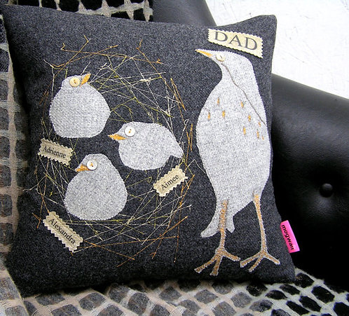 Father's cushion