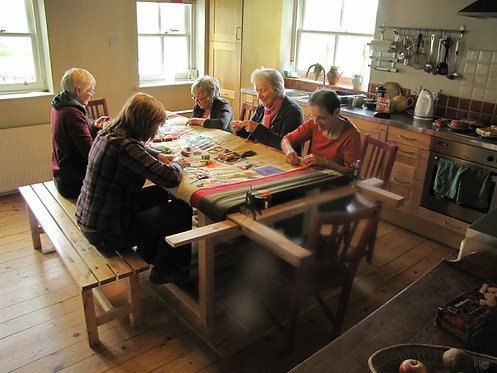 UP CYCLED QUILTS   Date: October 3rd -5th