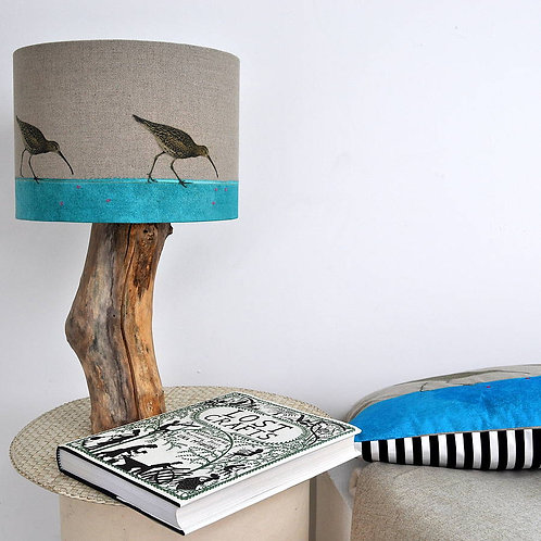 Curlew Lampshade and base