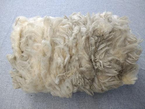 Cream Shetland Fleece