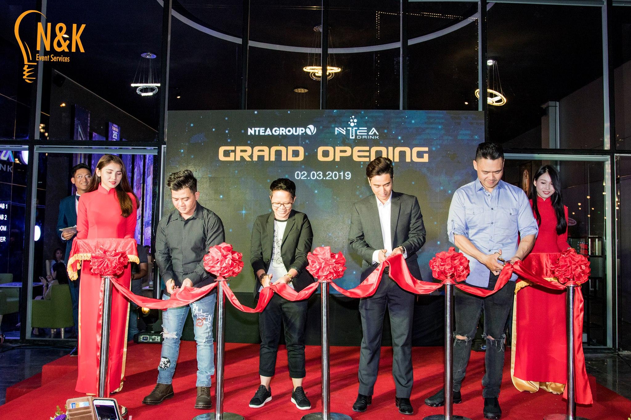 Ntea Drink Grand Opening