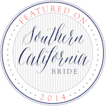 featurd on Southern California Bride 2014