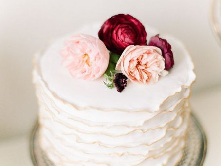 Red and Blush Wedding Inspiration