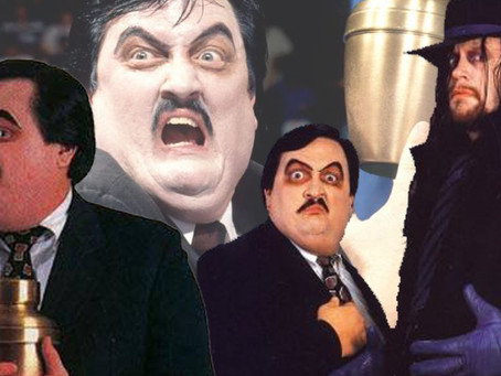 Paul Bearer: The Undertaker's iconic sidekick and weirdo wing man