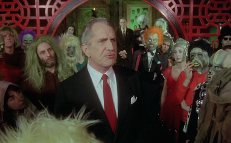 The Monster Club: Vincent Price's only vampire movie