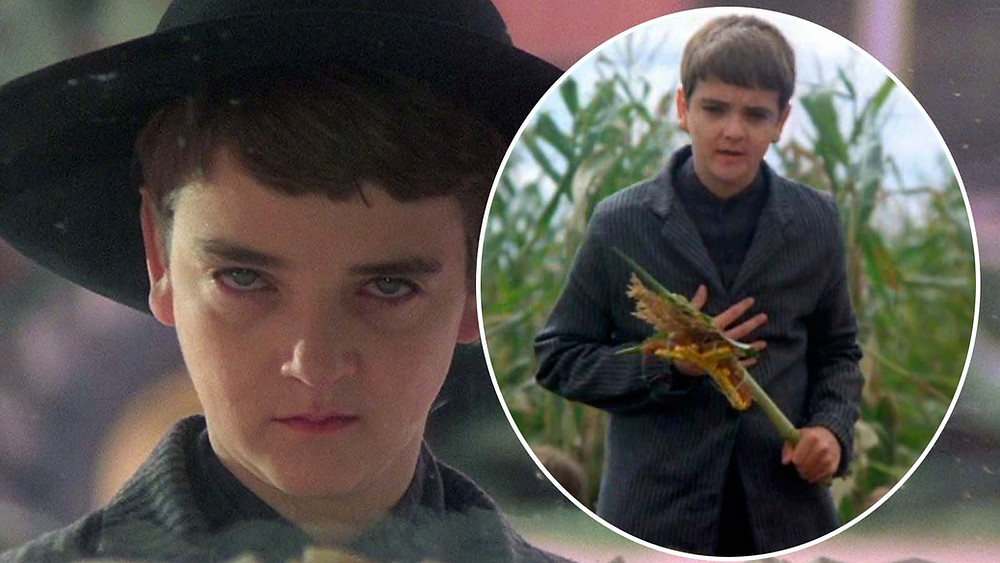 John Franklin is best known as Isaac from The Children of the Corn