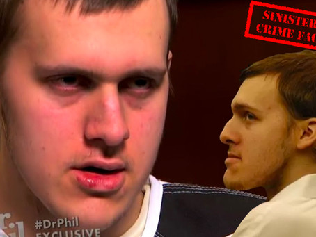 'sledgehammer killer' Zachary Davis - the scariest Dr. Phil guest ever