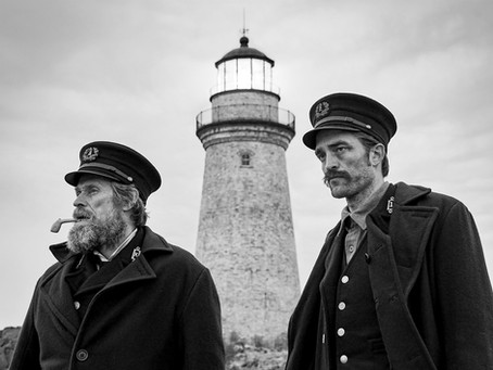 THE LIGHTHOUSE IS A MACABRE LOVE LETTER TO THE MADNESS OF THE SEA