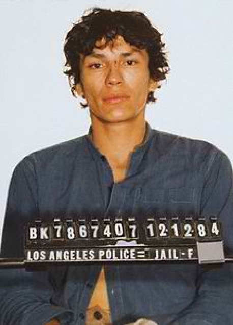 The mugshot that sparked Doreen Lioy's obsession with Richard Ramirez