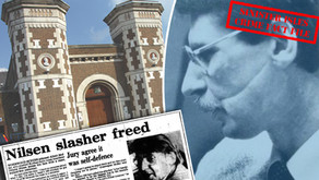 Dennis Nilsen: Slashed in the face with a razor at Wormwood Scrubs