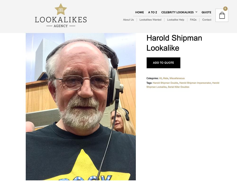 dr. shipman lookalike