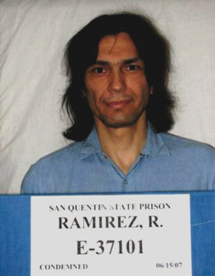 Cindy is sure that Ramirez (pictured in 2007) would have killed again if he was released