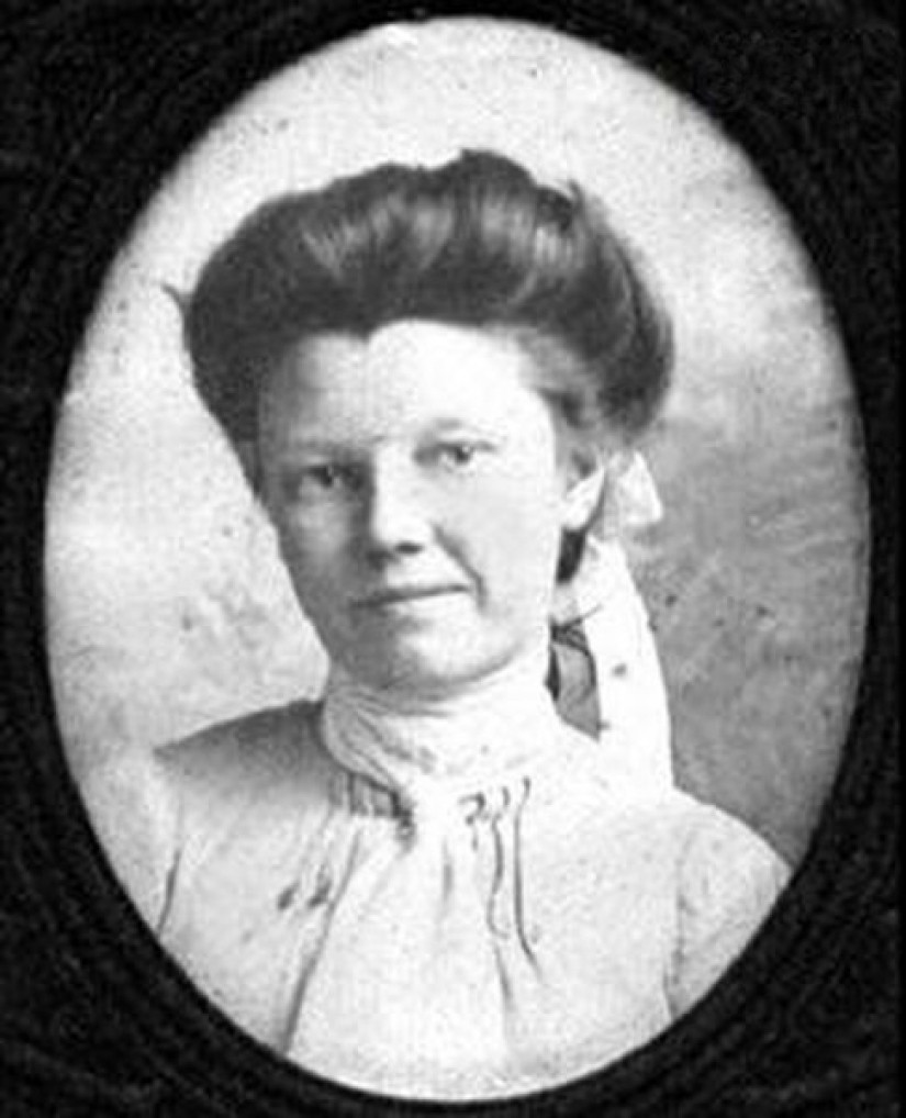 mary ann bevan young