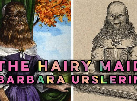 Famous 'freak' The Hairy Maid was pimped out by her husband