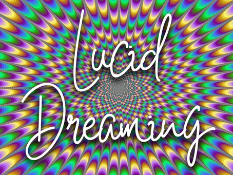Lucid Dreaming: What's the point?