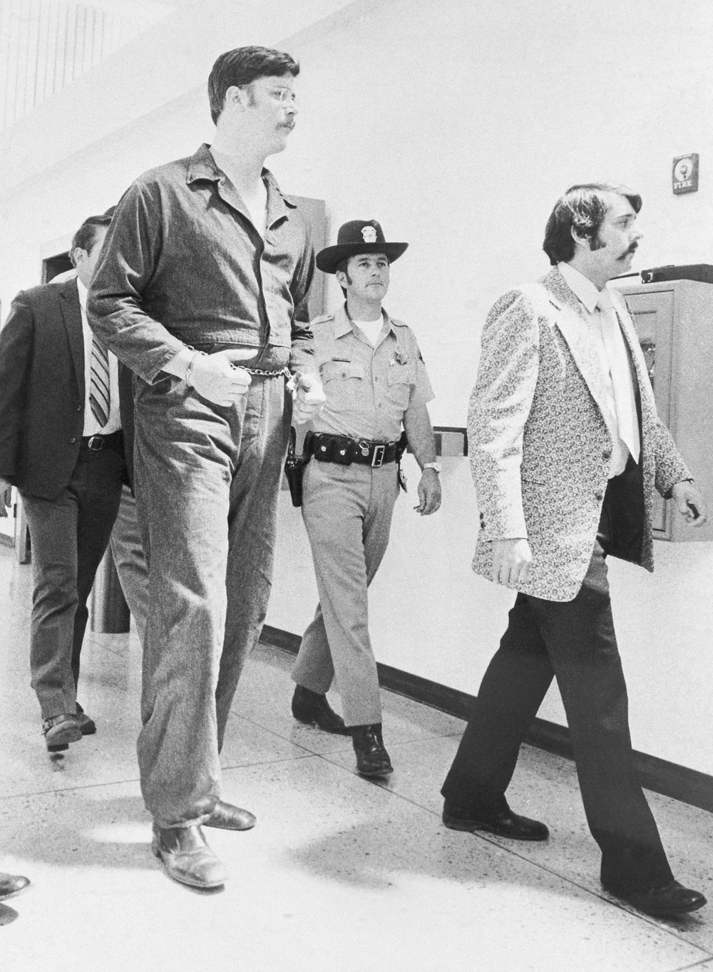 "Ed Kemper was 6""9 and weighed more than 21 stone"