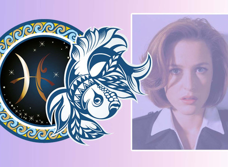 Horror-scopes: X Files' Dana Scully has Pisces intuition