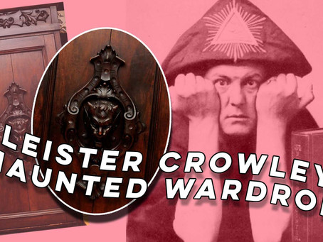 Aleister Crowley's haunted wardrobe's legacy of chaos