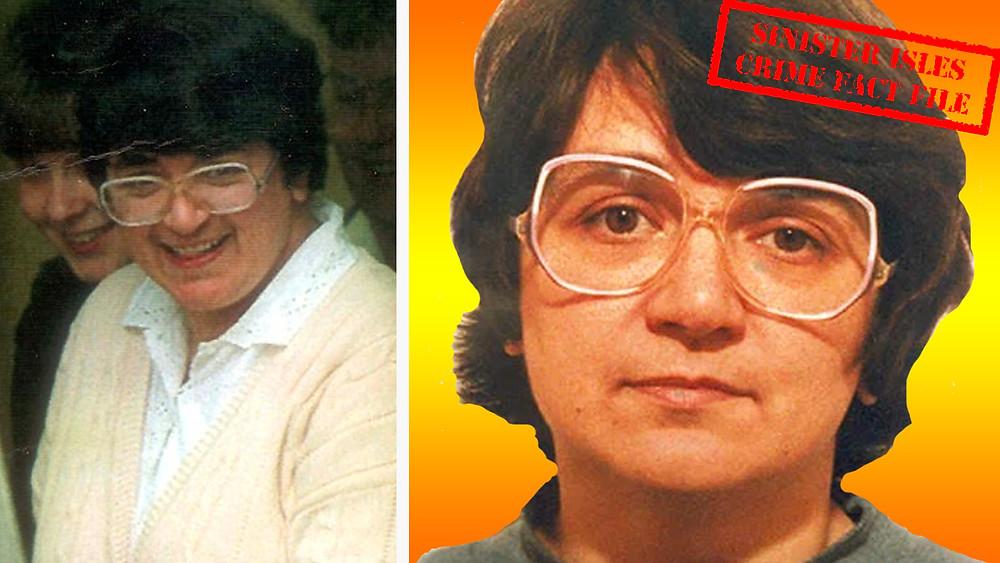 Rose West glasses