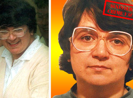 Rose West laughs about her iconic 'serial killer specs'