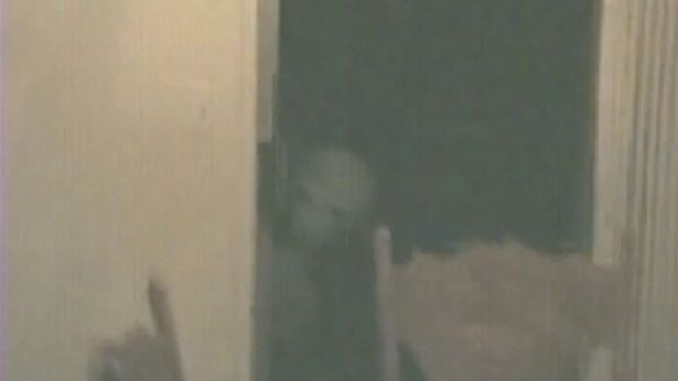 Stan Romanek says this is evidence there was a living alien in his home