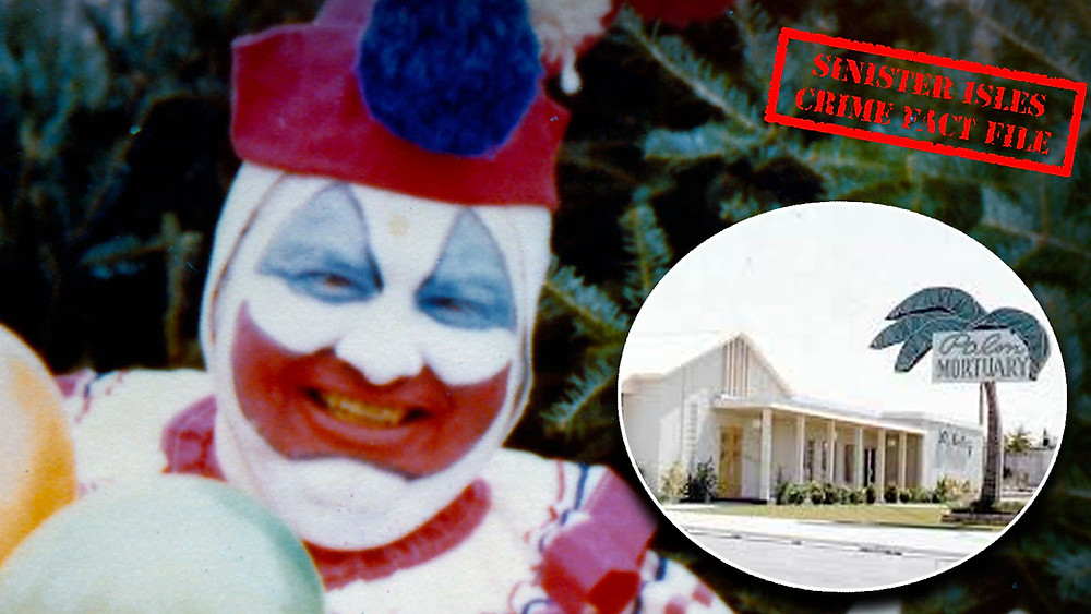 John Wayne Gacy will forever be known as the 'killer clown'