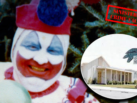 John Wayne Gacy slept in a coffin with a dead teenage boy