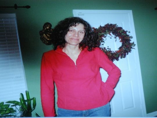 Zachary's innocent mum Melanie Davis was killed in her bed