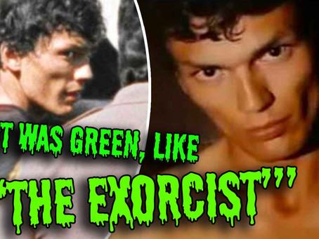 Richard Ramirez 'puked up green liquid' when he was arrested