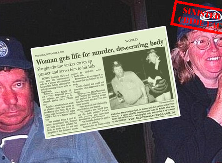 Katherine Knight butchered her boyfriend and tried to feed him to his kids
