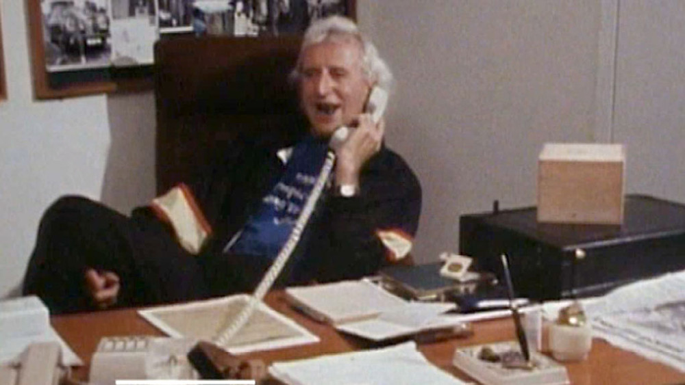 Savile had free reign of the prison, and was even allowed to answer phones
