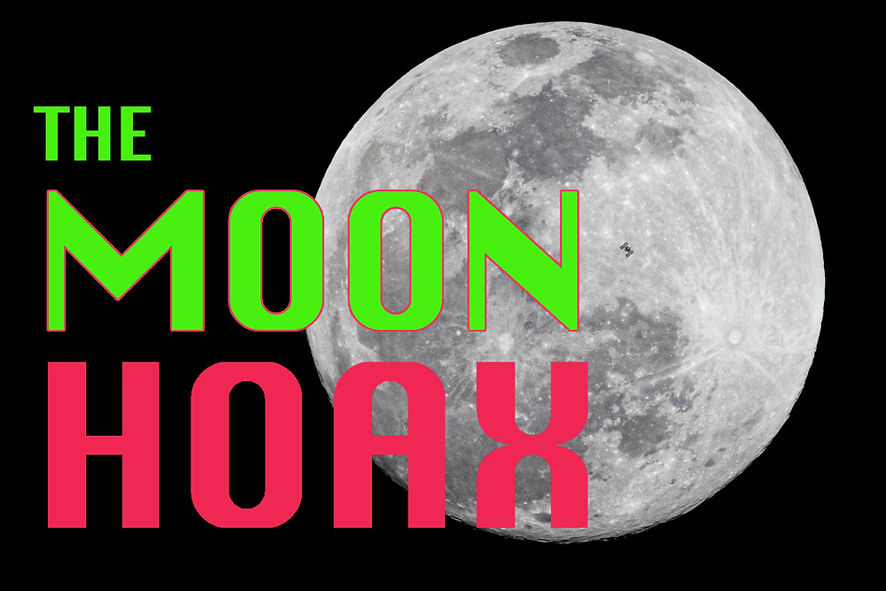 We will be exploring the strange world of 'Moon Truthers' over the next few weeks. please join us!