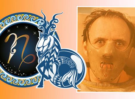 Horror-scopes: Hannibal Lecter, more Capricorn than Aquarius