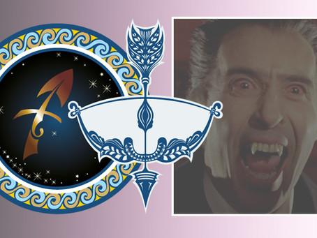 Horror-scopes: It's no surprise Dracula was a Sagittarius