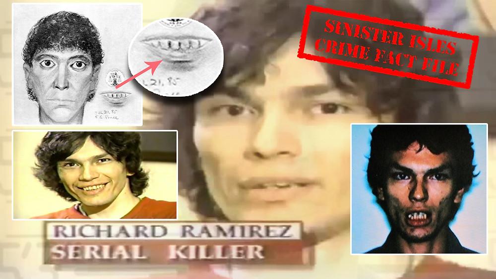 richard ramirez teeth death row