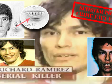 Richard Ramirez had his teeth fixed on death row