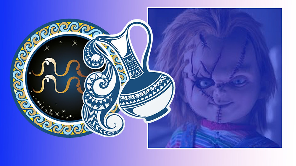 Chucky, Childs play, charles lee ray, astrology