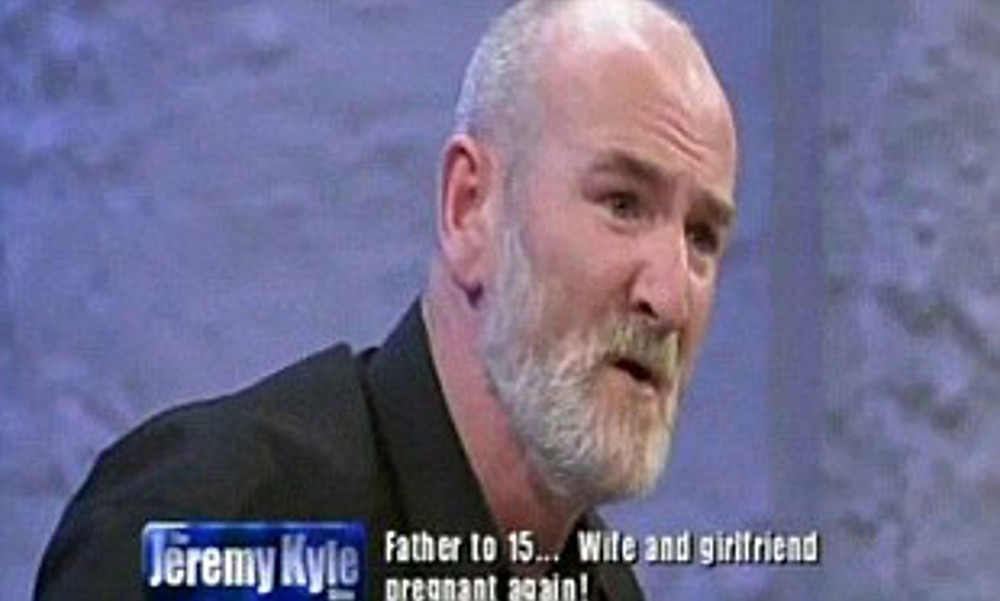 Mick Philpott appeared on Jeremy Kyle in 2007