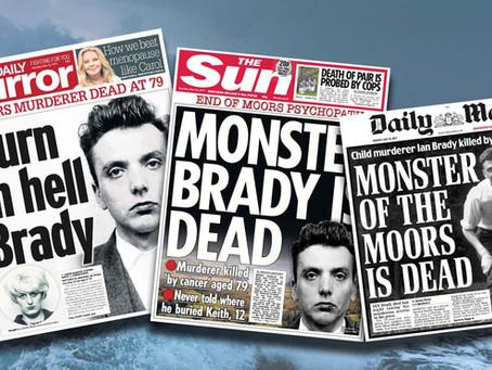 Not all scum floats: The death of Ian Brady