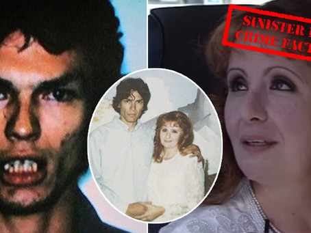 Richard Ramirez's death row wedding to mega fan virgin, 41