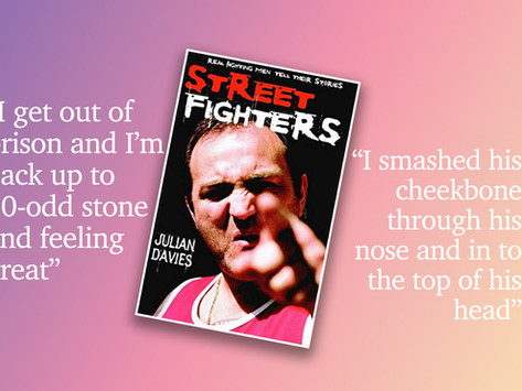 Charity Shop Book Club: Street Fighters