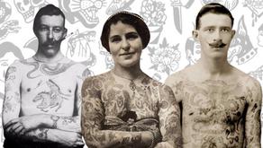 Historian shares the secret romance of 18thcentury prison tattoo culture
