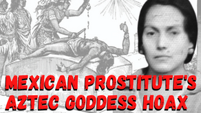 Mexican prostitute told village she was Aztec goddess and drank the blood of non-believers